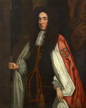 Sir Thomas Duppa, Gentleman Usher of the Black Rod