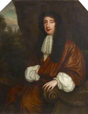 Sir George Savile, Bt, Marquess of Halifax, 'The Carnavon Portrait'