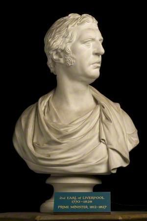 Robert Banks Jenkinson (1770–1828), 2nd Earl of Liverpool, Prime Minister (1812–1827)