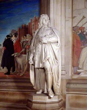 Sir Robert Walpole (1676–1745), 1st Earl of Orford, Prime Minister (1715–1717, 1721–1742)