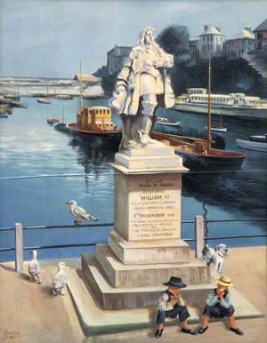 William of Orange Statue