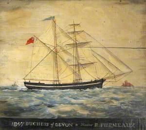 'Duchess of Devon' in 1847