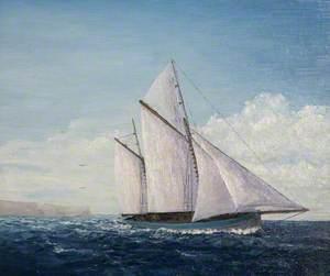 Trawler 'Deodar'