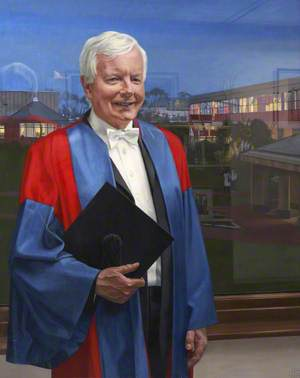 Dr John Rea (b.1943), Principal of the College of Saint Mark and Saint John (1995–2003)