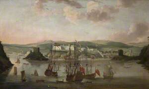 Plymouth in 1666