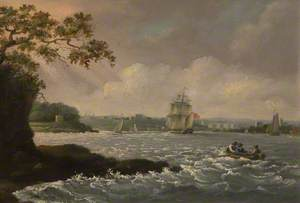 Mount Edgcumbe and Hamoaze
