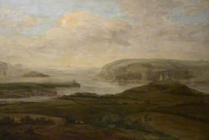 View of Mount Edgcumbe