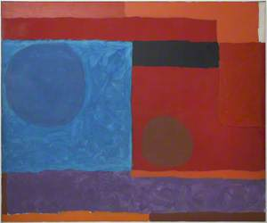 Rectilinear Reds and Blues: 1963