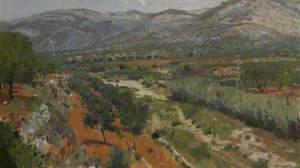 River Bed, Santa Magdalena