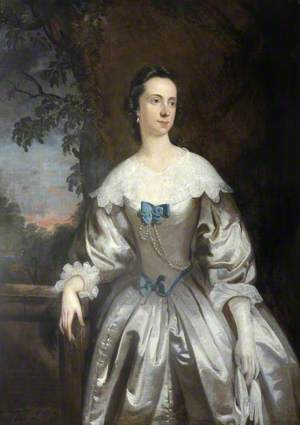 Harriet Eliot (1681–1773), Wife of Richard Eliot