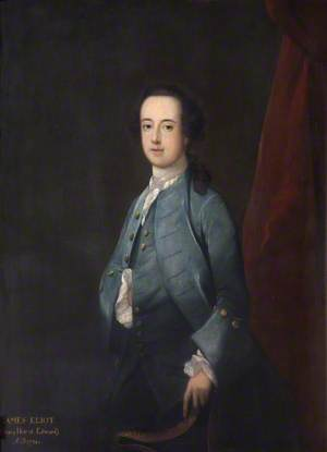 James Eliot (1718–1742)