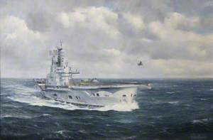 HMS 'Ark Royal'