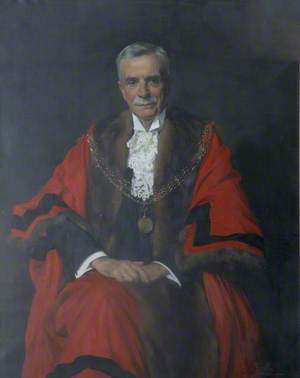 Waldorf Astor (1879–1952), 2nd Viscount Astor, Mayor of Plymouth (1939–1944)