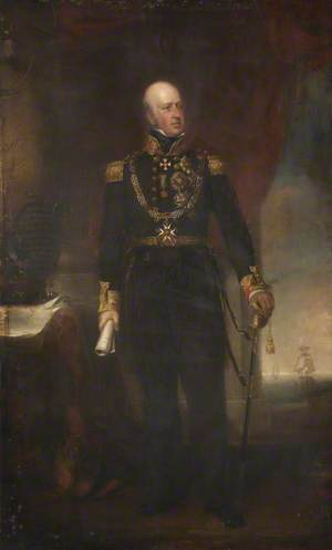Admiral Sir Edward Codrington (1770–1851)