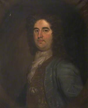 Colonel George Treby (d.1730), Mayor of Plympton (1715)