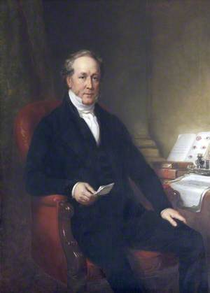 John Butter (1791–1877), Ophthalmic Surgeon
