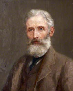 Arthur Roope Hunt (1843–1914), MA, FLS, FGS, President of Torquay Natural History Society (1879–1881)