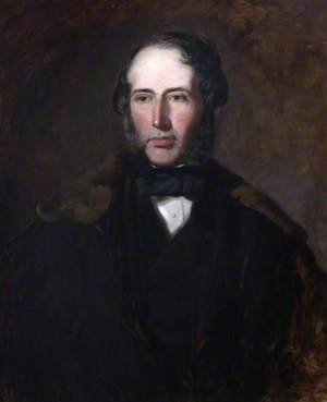 Edward Vivian (1808–1893), MA, JP, Founder Member and First Treasurer Torquay Natural History Society