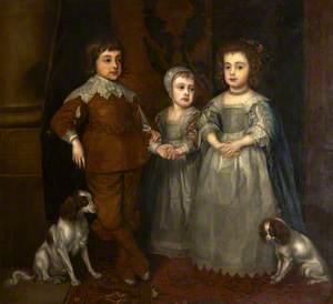 Charles II and Siblings