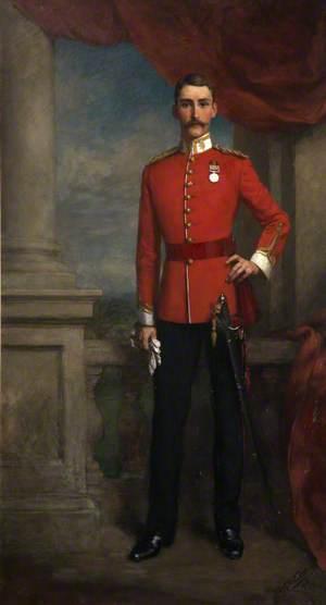 Lieutenant Henry Cary of the Devonshire Regiment (1872–1901)