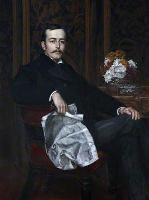 Sir Francis Layland-Barratt (1860–1933)
