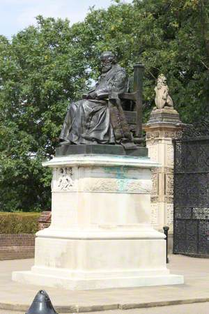 Robert Arthur Talbot (1830–1903), Third Marquess of Salisbury