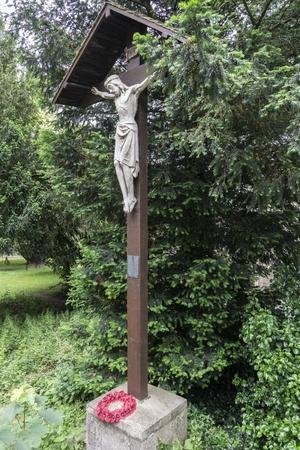 Crucifixion Cross War Memorial