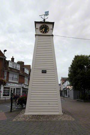 Millennium Clock Tower