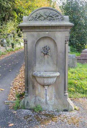 Drinking Fountain and Trough