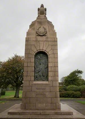 Vulcan Park War Memorial