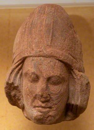 Head with Mitre*