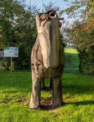 Nantwich Wooden Horse