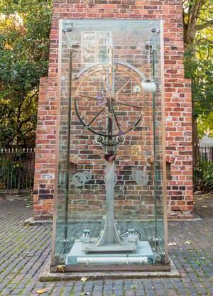 Nantwich Millennium Clock