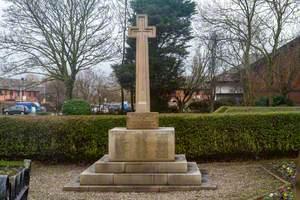 Northwich Dane Bridge War Memorial
