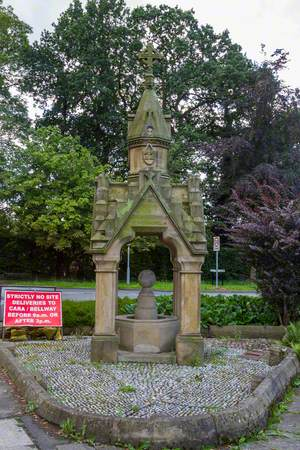John Hosken-Harper Memorial Fountain