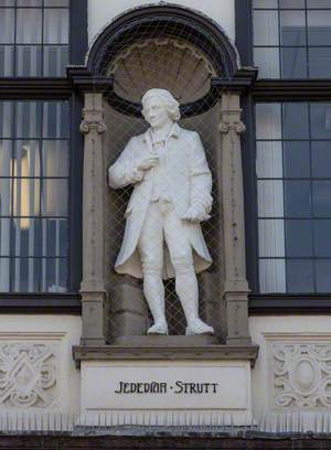 Jedediah Strutt (1726–1797)