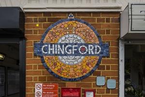 Chingford TFL Roundel