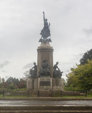 War Memorial (The Northernhay War Memorial)