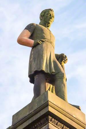 Monument to Lieutenant Colonel Alexander Hope Pattison (1785–1824)