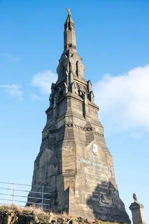 Memorial to Duncan Macfarlan (1771–1857)
