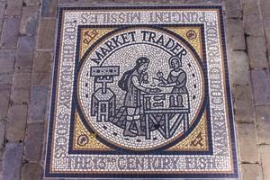 Mosaics of Trades