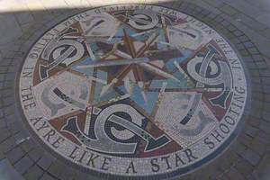 County Court Mosaic