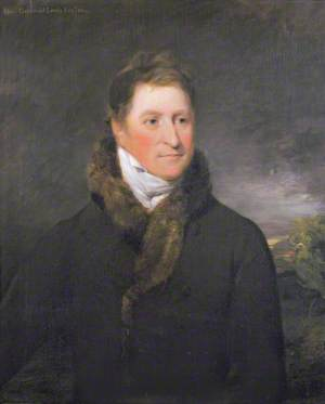 Henry Greswold Lewis (d.1819)