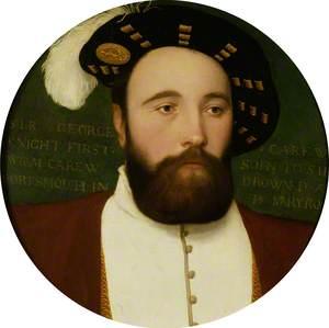 Sir George Carew (1504–1545)