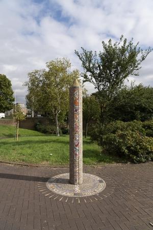 Redbridge Peace Monument