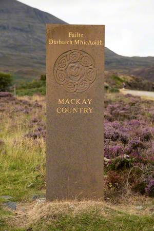 Mackay Stone (Kylesku)