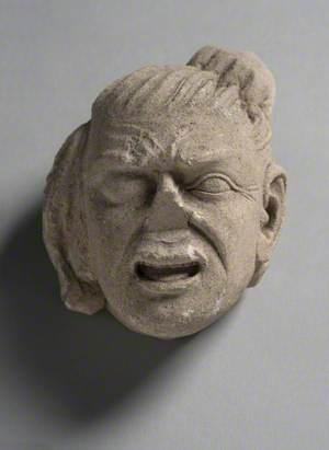 Man's Head Screaming*