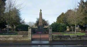 Milnathort War Memorial