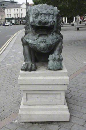 Fu Dogs (Chinese Guardian Lions)