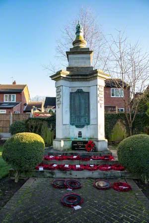 Shepshed War Memorial
